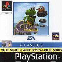 Playstation (Classics Value Series): Croc: Legend of the Gobbos - Complete